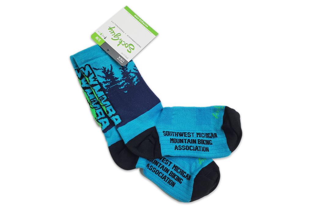 SWMMBA Socks