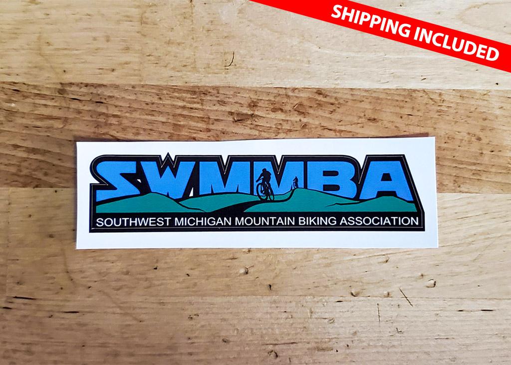 SWMMBA Sticker